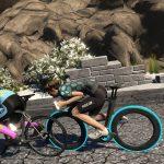 دوچرخه سواری مجازی