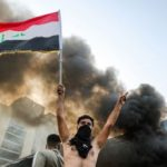 """کلیپهایی از قیام مردم عراق علیه """"نظام"""" - سه شنبه ۲۱ آبان ۹۸ - 11/12/2019"""