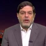 """ویدئوی دیگری از شریک جنایات رژیم """"محمد مرندی"""" در حال وارونه نشان دادن جنایات رژیم در تلویزیون RT (انگلیسی)"""