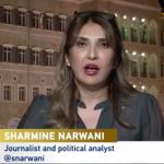 معرفی یک ماله کش لبنانی رژیم؛ Sharmine Narwani - شغل: خبرنگار