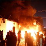 مردم انقلابی عراق، مزدوران سپاه قدس در کربلا و نجف را فراری دادند