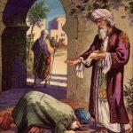 شتیله گیری امام معصوم از مردم بدبخت