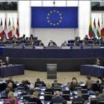 تصویب قطعنامه محکومیت نقض حقوق بشر در پارلمان اروپا