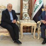 تکمیلی: حداقل  سه نظامی ایرانی در حملات به پایگاههای حزب الله در عراق کشته شده اند