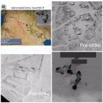 تکمیلی: پنتاگون تصاویر حمله اول را منتشر کرد