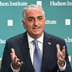 شاهزاده رضا پهلوی در موسسه هادسون: شاهد «پایان رژیم» هستیم