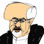 حکایت ریش ظریف