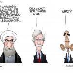 جان بولتون: یک روز خوب دیگر! ایران چهره واقعی اش را نشان داد، وقتش است که کار اساسی را بکنیم...