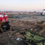 سقوط هواپیما نزدیک فرودگاه تهران