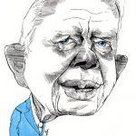 جیمی کارتر دموکرات همچنان دَست از فضولی بَر نمی دارد