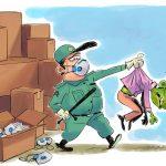 فقط در حکومت فاشیستی مذهبی ایران، سلطان ماسک به سایر سلاطینِ مفسد اقتصادی اضافه شد
