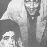 بیعت جلال آل احمد و سیمین دانشور با خمینی به رسم دوران صدر اسلام!