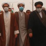 مقاومت آخوندهای حرامی حوزه علمیه شهر ایذه در برابر انجام تست کرونا!