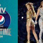 اجرای زنده شکیرا و جنیفر لوپز (فتبارک الله...) در فاصله دو نیمه Super Bowl امروز Feb 2nd