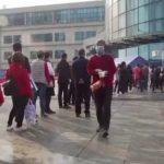 فوران آتشفشان خشم مردم چین