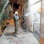 الگویی برای جهان: ویدئو های عملیات مبارزه با کرونا در ایران