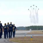 هفته آینده: نمایش هوایی Thunderbirds و Blue Angels در بزرگداشت همبستگی ملی آمریکا (ویدئو)