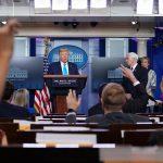 پرزیدنت ترامپ: اگر ایران نیاز به کمک داشته باشد آماده هستم به ایران ونتیلاتور (Ventilator) بفرستم