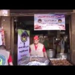 افطاری رایگان به فلسطینی ها با پول مردم ایران توسط کمیته امداد (ویدئو کوتاه)
