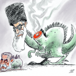 New York Times: جمهوری اسلامی ایران به آرامی سطح تنش با ایالات متحده در منطقه را پایین آورده
