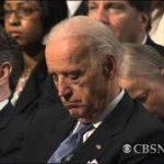 توی تله افتادن جو بایدن خواب آلود