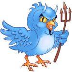 قیم مابی در توئیتر
