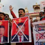 درگیری مرزی چین و هند