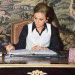 نشان سلطنتی شهبانو فرح پهلوی