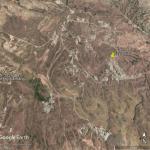محل تقریبی انفجار شرق تهران بر مبنای داده های ماهواره ای
