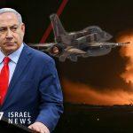 TV -7 Israel News: سخنان نتانیاهو و وزیر دفاع اسرائیل در مراسم فارغ التحصیلی خلبانان جدید نیروی هوایی (همه در مورد ایران- انگلیسی)