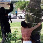 دیده بان حقوق بشر ایران: جمهوری اسلامی پنج فعال مدنی و زندانی سیاسی را در 10 روز شلاق زده