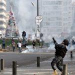 چرا تظاهرات دیروز لبنان در مدیای فارسی مطلقا هیچ بازتابی نداشت؟