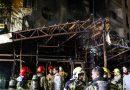 ویدئوهای انفجار مرگبار در بیمارستان سینا اطهر تهران