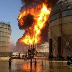 علی برکت الله: پتروشیمی هم آتش گرفت