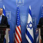 کنفرانس مشترک نتانیاهو و برایان هوک درباره ایران در اسرئیل (۸ دقیقه - انگلیسی)