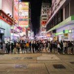 """اعلام همبستگی معترضان هنگ کنگی با کاربران ایرانی در مخالفت با """"استعمار چین"""" در توئیتر"""
