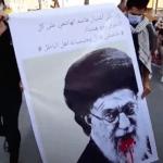 ویدئو جدید از تظاهرات بر ضد خامنه ای و دخالتهای جمهوری اسلامی در عراق بدنبال مرگ هشام الهاشمی (مشاور امنیتی دولت عراق)