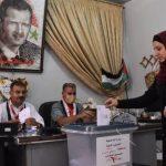 پیروزی حزب بعث در انتخابات سوریه خجسته باد !