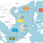 اعمال مجازاتهای آمریکا علیه سیاست چین در دریای جنوب