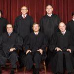 مرگ به هنگام یکی از قضات دادگاه عالی امریکا