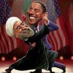 دوران طلایی حضرت اوباما