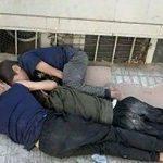 فیلم های فقر دردناک مردم محروم، نتیجه مشترک کرونا، بیکاری و اعتیاد در سایه جمهوری اسلامی