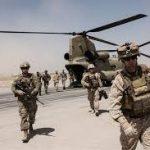 خروج نیروهای امریکا از عراق و افغانستان