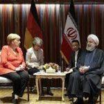 توصیه های اقتصادی حسن روحانی به آلمان