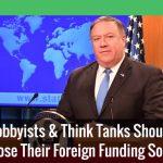 الزام شفافیت مالی برای لابی گران