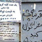 معنویاتتان را زیاد میکنیم؛ انتشار آگهیهای فروش اعضای بدن در کانالهای تلگرامی در ایران