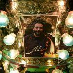 عکس های مراسم ختم بسیجی سقط شده امر به معروف محمد محمدی