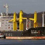 انفجار (خرابکارانه) در کشتی ایرانی در دریای سرخ