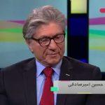 حسین امیر صادقی, راوی مستند آریامهر, در بهمن ۵۷