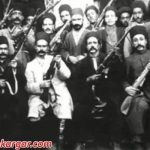 فیلم دیدنی مراسم رونمایی از تندیس ستارخان در سال ۱۳۲۴ در تبریز
